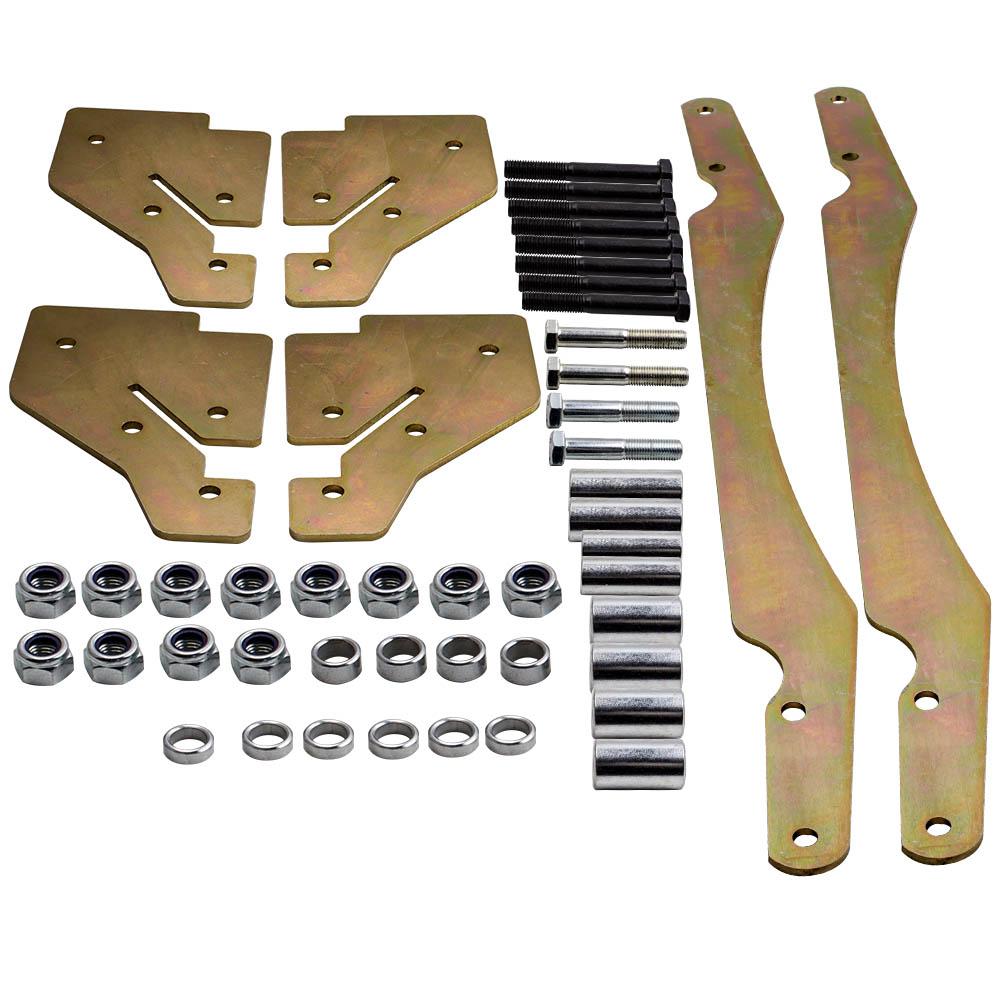 Fit Honda Pioneer 1000-5 2.5/'/' Level Lift Kit Screws